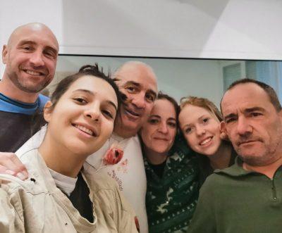 Partenariat avec l'ENSOSP, une équipe « plastron »
