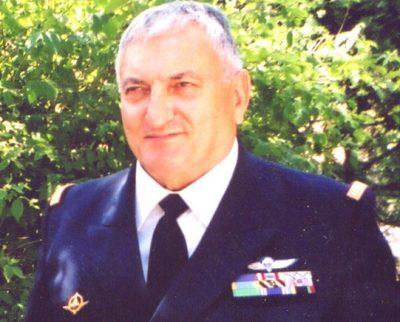 Le Colonel LAUGIER A.  Président d'Honneur de l'AORA